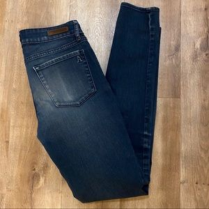 Articles of Society Distressed SkinnyJeans Size 25
